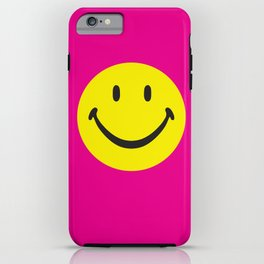 smiley02 iPhone Case