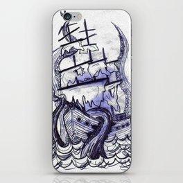 Abandon Ship  iPhone Skin