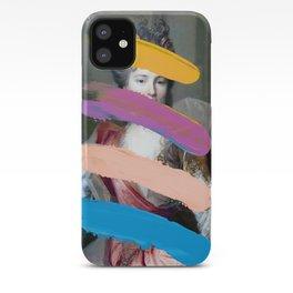 Composition 740 iPhone Case