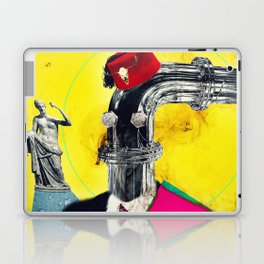 Hey Mom, Look at My New Pipe! Laptop & iPad Skin