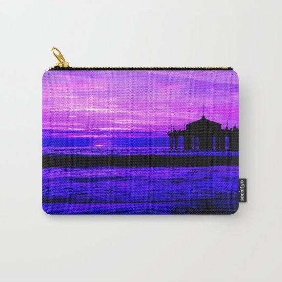 purple sky by harisk