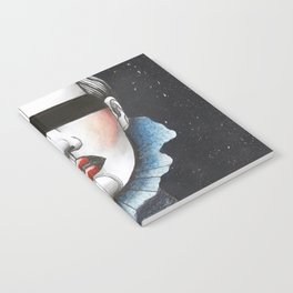 Space Princess Notebook