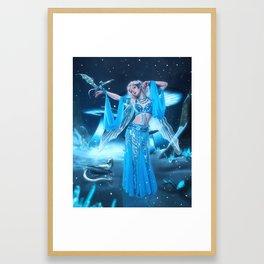 Dragon Keeper Framed Art Print