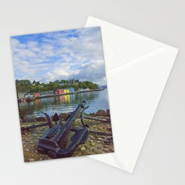 Tobermory 2 Isle of Mull Stationery Cards