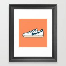 #55 Nike Cortez Framed Art Print