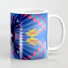 Kissing Fish Coffee Mug