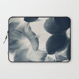 Cyan Mandevilla Laptop Sleeve