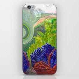 Uva -Art Digital Original- iPhone Skin