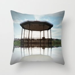 Let It Be Captured (2/23) Throw Pillow