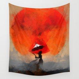 umbrellaliensunshine: atomicherry summer! Wall Tapestry