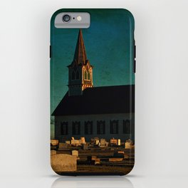 Peace Within iPhone Case