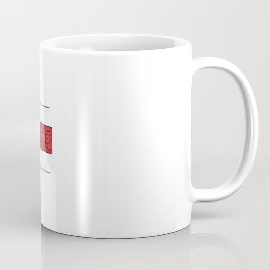 The Crimson Tower Mug