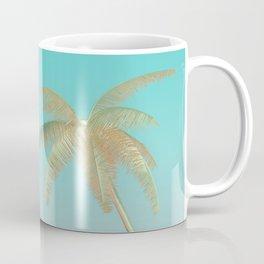 Palm Tree Oasis Coffee Mug