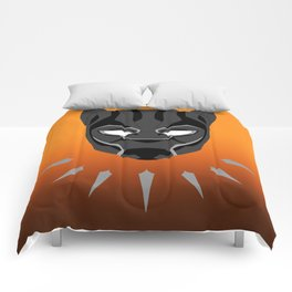 Black Panther 2.0 Comforters