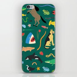 Lawn Party iPhone Skin