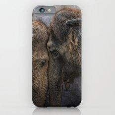 nighty night darling Slim Case iPhone 6s