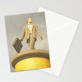 Säulenheilige Stationery Cards