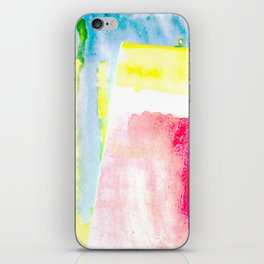 Primary New Year Colors iPhone Skin