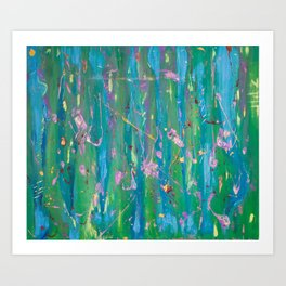 Oceanside 2011 Art Print