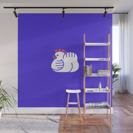 Guess What Wall Mural