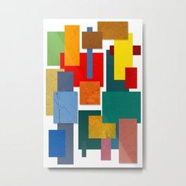 Abstract #338 Metal Print