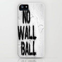 The Worst Little League Concession Stand  iPhone Case