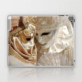 Behind the mask Laptop & iPad Skin