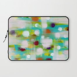 Where Many Flowers Grow Laptop Sleeve