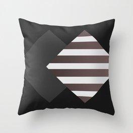 Separation Throw Pillow