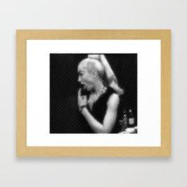 Gag Me Madge Framed Art Print