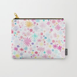 Big Bloom Carry-All Pouch