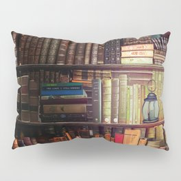 The Cozy Cottage Reading Nook Pillow Sham