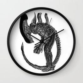 Xeno Wall Clock