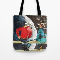Ranch at the End of the World Tote Bag