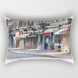 Lower East Side Rectangular Pillow