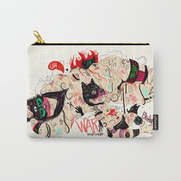 Wolfmother Carry-All Pouch