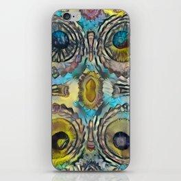 4 Pinnacle Colored Warts iPhone Skin