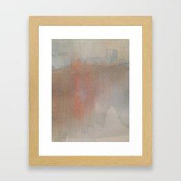 Distressed 3 Framed Art Print