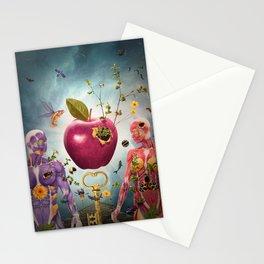 Adam's Apple Stationery Cards