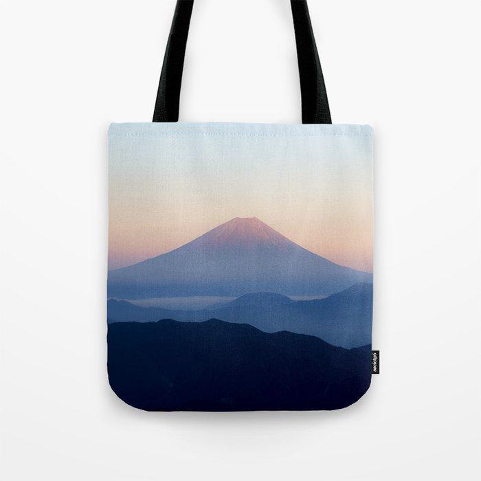 Mt. Fuji, Japan Tote Bag