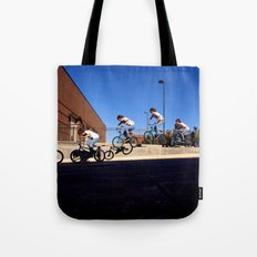 Johnny Sequential Tote Bag