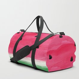 Watermelon Abstract Duffle Bag