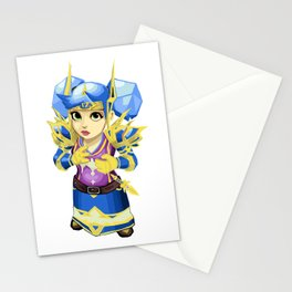 Gnome Mage  Stationery Cards