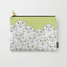 Group of Owls Carry-All Pouch