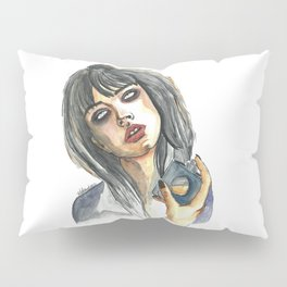 Edie Campbell Pillow Sham