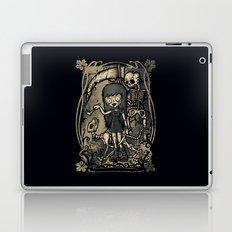 In The Darkness Laptop & iPad Skin