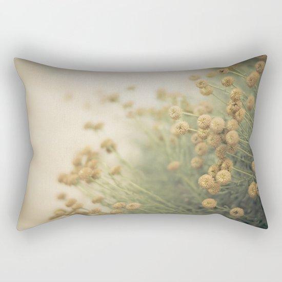 we still have time Rectangular Pillow
