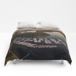 Roche Harbor Comforters