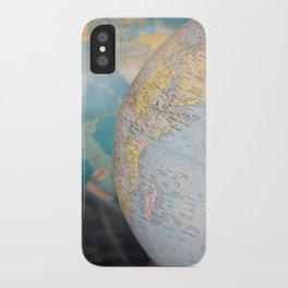 Globes iPhone Case