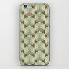 Hipster Pattern iPhone & iPod Skin
